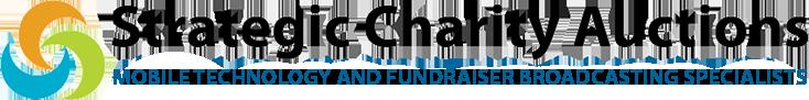 Strategic Charity Auctions